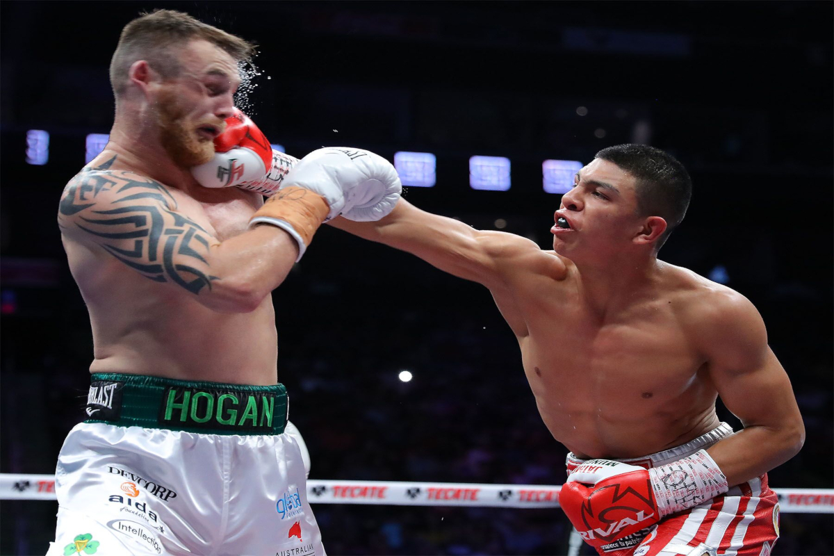 Munguia Retains WBO Crown, De La Hoya vs Bernanche Declared No Contrest