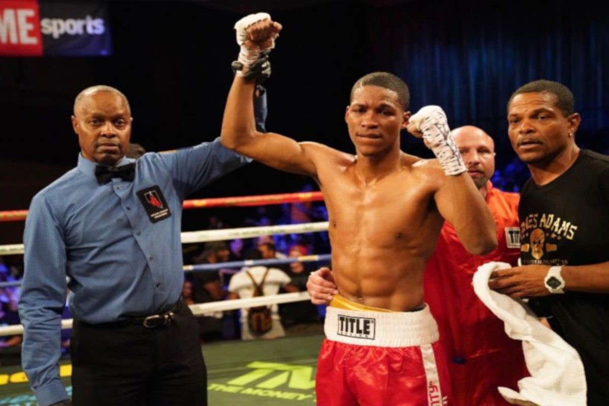 Keith Hunter Scores Split Decision Win Over Sanjarbek Rakhmanov