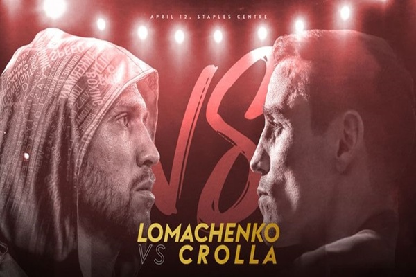 Odds stacked against Anthony Crolla in his fight with Vasiliy Lomachenko, but don't tell him