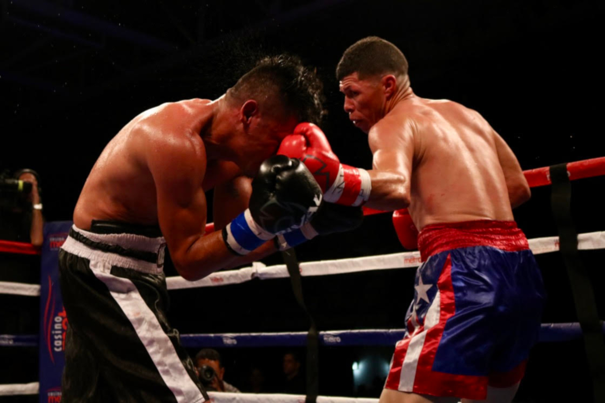 Rocky Martinez Wins Return Bout In Trujillo Alto