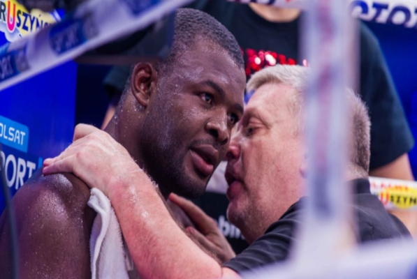 EXCLUSIVE: Martin Bakole ready for Dereck Chisora after Mariusz Wach redemption