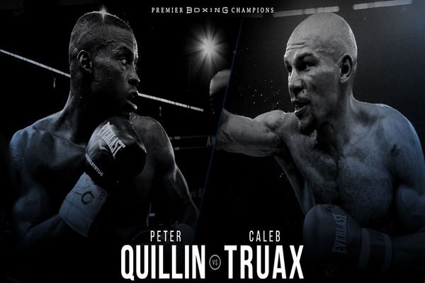 Peter Quillin and Caleb Truax battle for world title shot