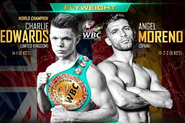 Charlie Edwards defends his title in style, wins wide decision over Angel Moreno