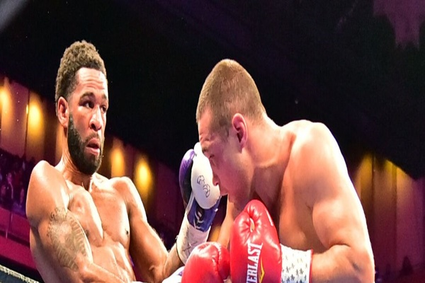 Sergey Lipinets crushing Lamont Peterson tells us: Both Errol Spence and Mikey Garcia are kings