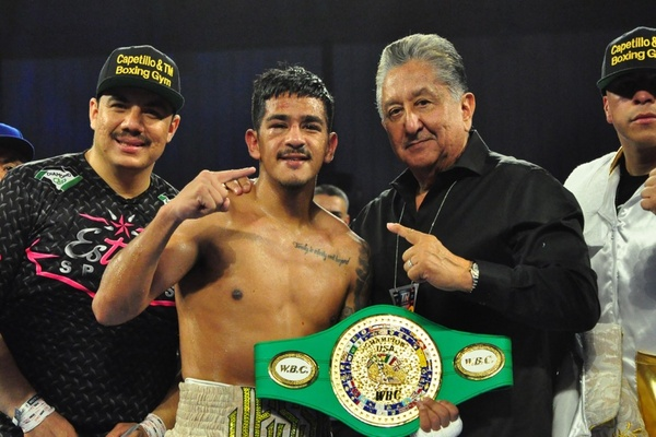 Jessie Magdaleno looking for another world title