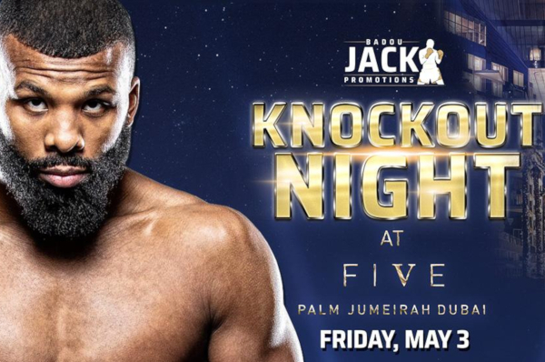 EXCLUSIVE: Badou Jack of all trades - why he's promoting in Dubai