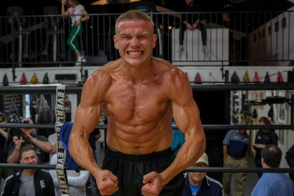 Ivan Baranchyk super confident one week out from showdown with Josh Taylor