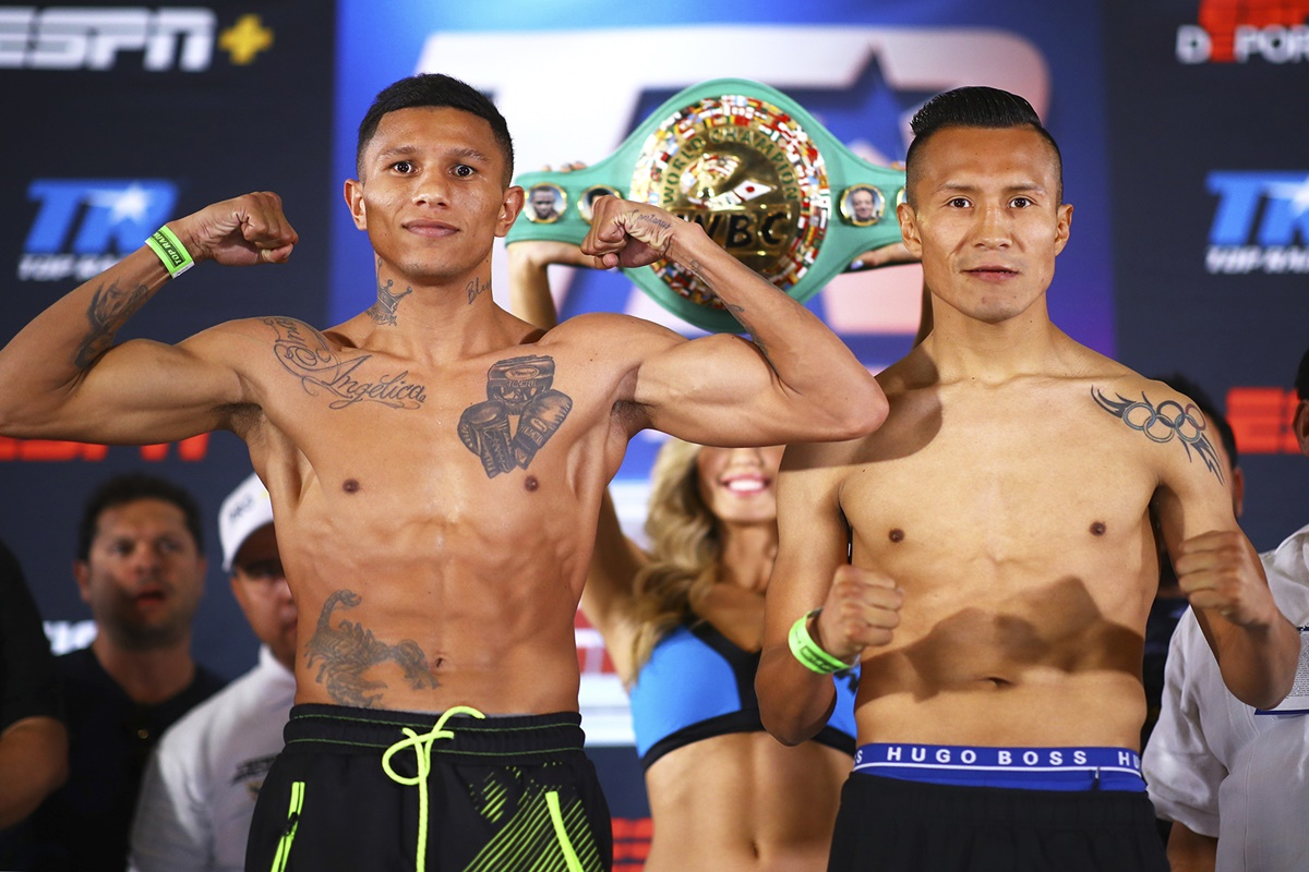 Berchelt vs. Vargas