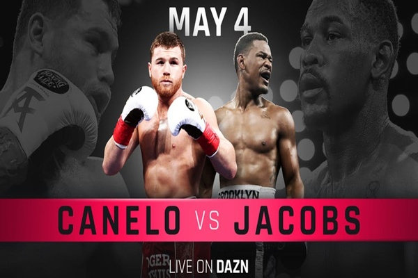 Middleweight showdown: Canelo Alvarez throws hands with Danny Jacobs