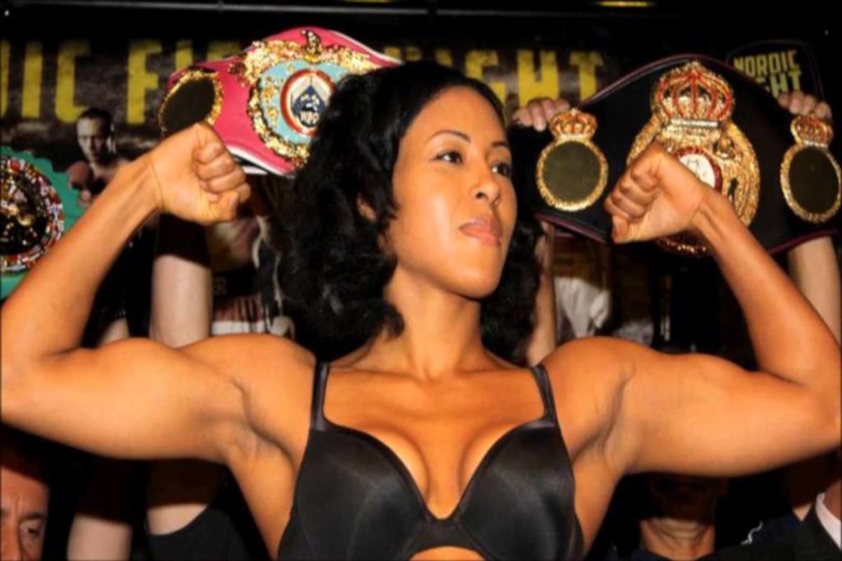 Cecilia Braekhus Prepares For Next Title Defence In The USA