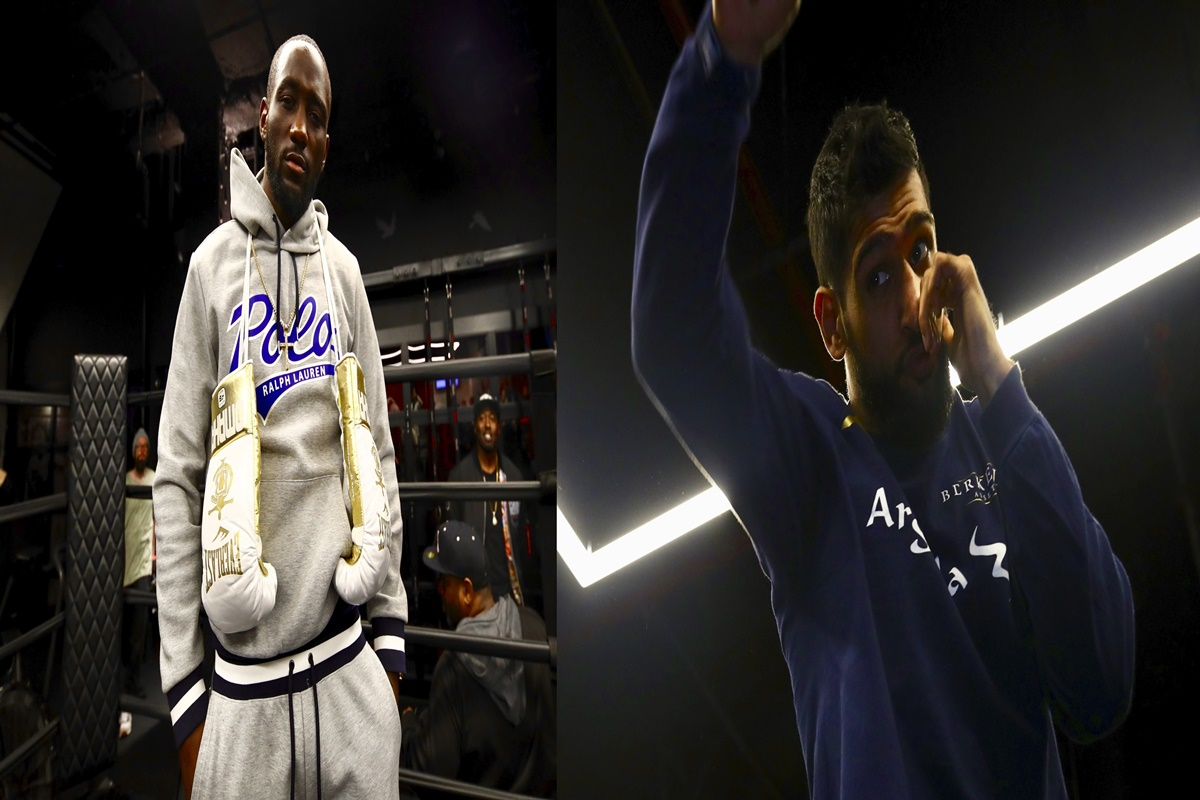 Crawford vs. Khan Photo Top Rank