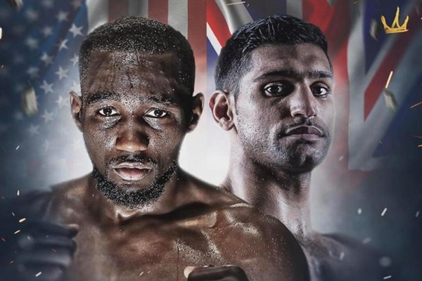 About 'Time' - What does Amir Khan have left?