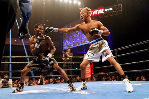 Fans deserved more than Robert Easter Jr vs Rances Barthelemy safety dance
