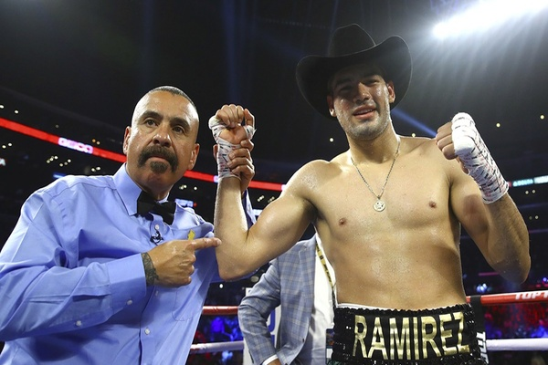 Gilberto Ramirez in a weight and see situation after 175-pound debut