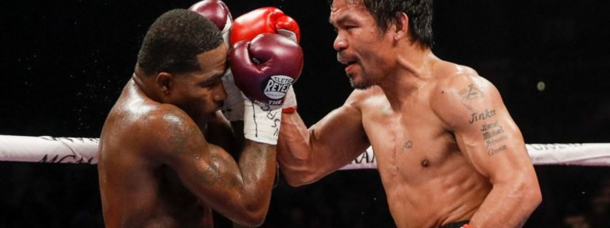Legend Manny Pacquiao refuses to act his age