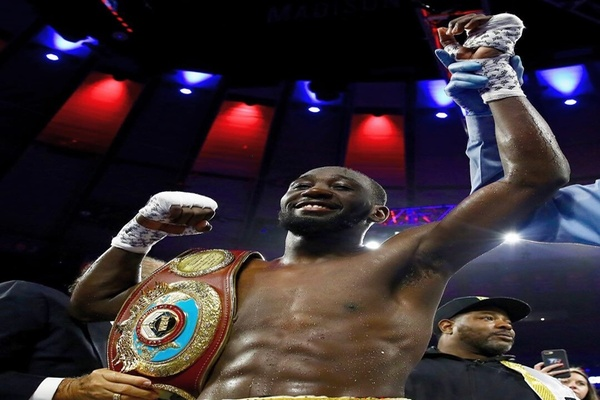 Terence 'Bud' Crawford: Fraud or legend?