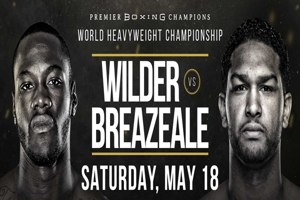 Deontay Wilder vs. Dominic Breazeale: Bad blood and insecurity
