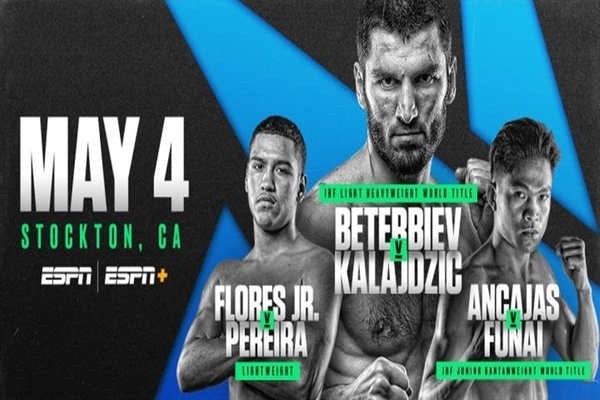 Artur Beterbiev looks to make it 14 for 14 in Stockton
