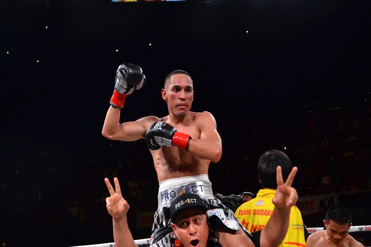 Juan Franscisco Estrada gets his revenge, defeats Srisaket Sor Rungvisai for title