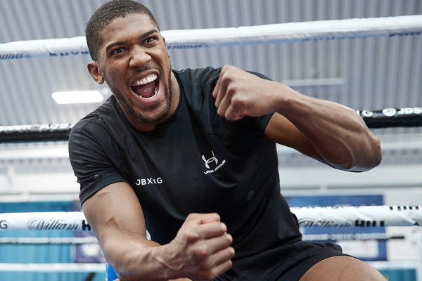 Anthony Joshua fight time, fight date, opponent, TV channel, undercard and venue