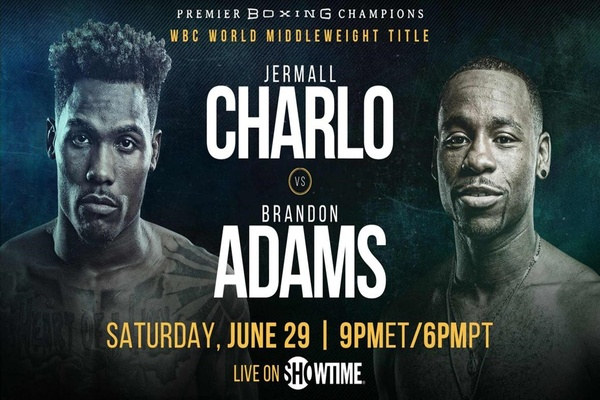 Jermall Charlo gives a 'Contender' a chance