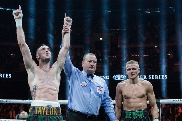 Josh Taylor captures spot in finals of World Boxing Super Series with exciting victory over Ivan Baranchyk