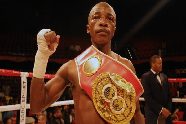 Moruti Mthalane - One of boxing's best kept secrets