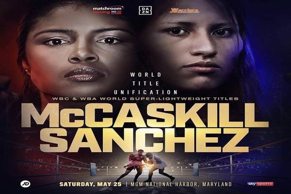 Jessica McCaskill wins super fight over Anahi Sanchez