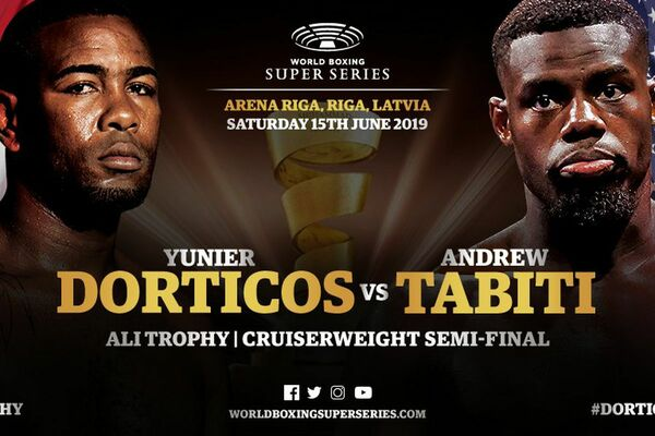 Yunier Dorticos wants a knockout June 15