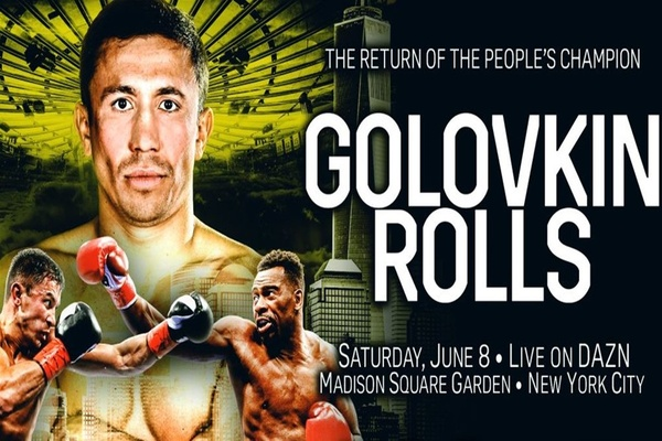 Gennady Golovkin returns to the ring with vicious knockout
