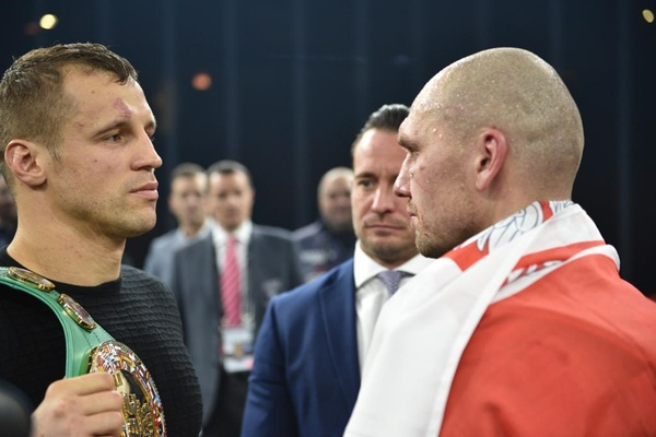 World Boxing Super Series semi-final: Mairis Briedis vs. Krzysztof Glowacki