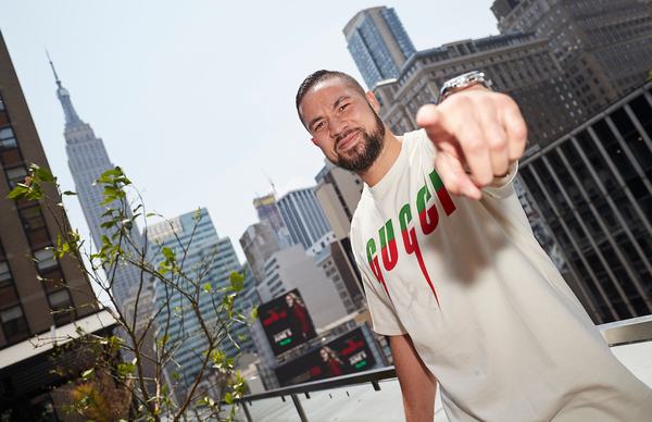 'Tyson Fury is like my older brother,' says Joseph Parker