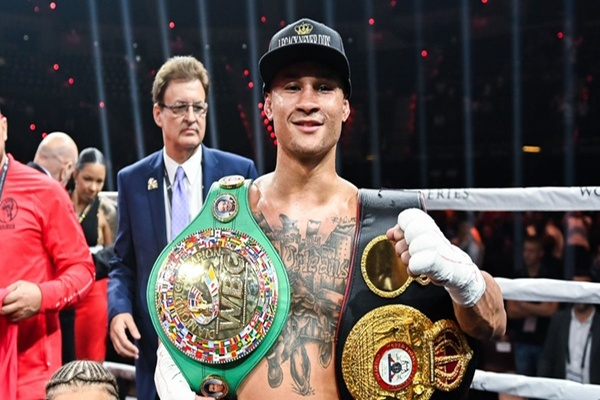Regis Prograis on fighting Josh Taylor, being the man in the junior welterweight division, and moving up to welterweight