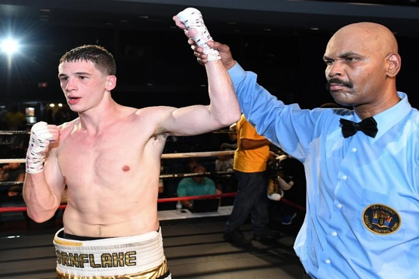 Contender Thomas LaManna headlines card in Atlantic City July 20