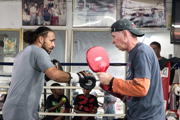 Trainer Dan Birmingham confident Keith Thurman will defeat Manny Pacquiao