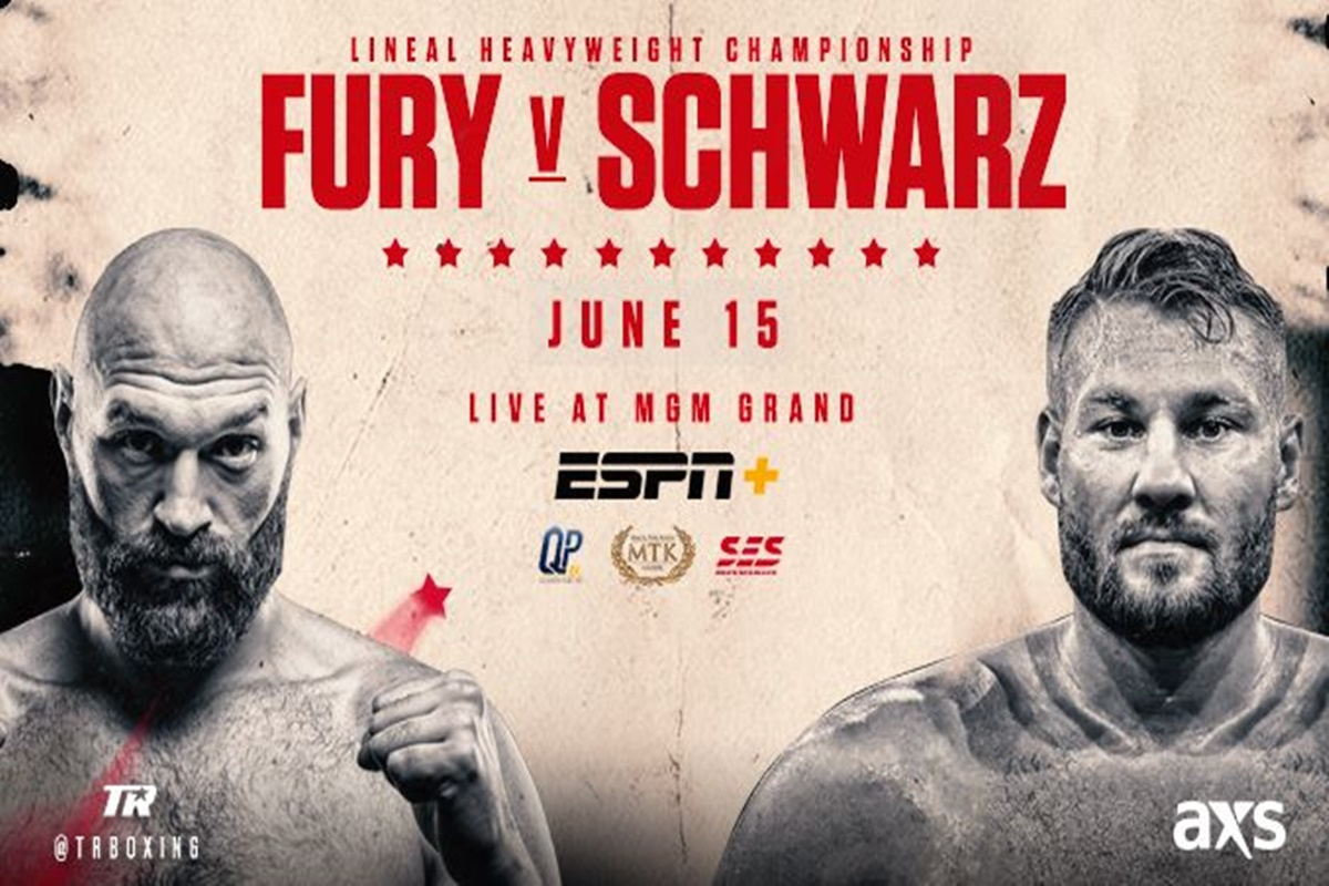 Tyson Fury vs. Tom Schwarz: Showcase or prizefight?