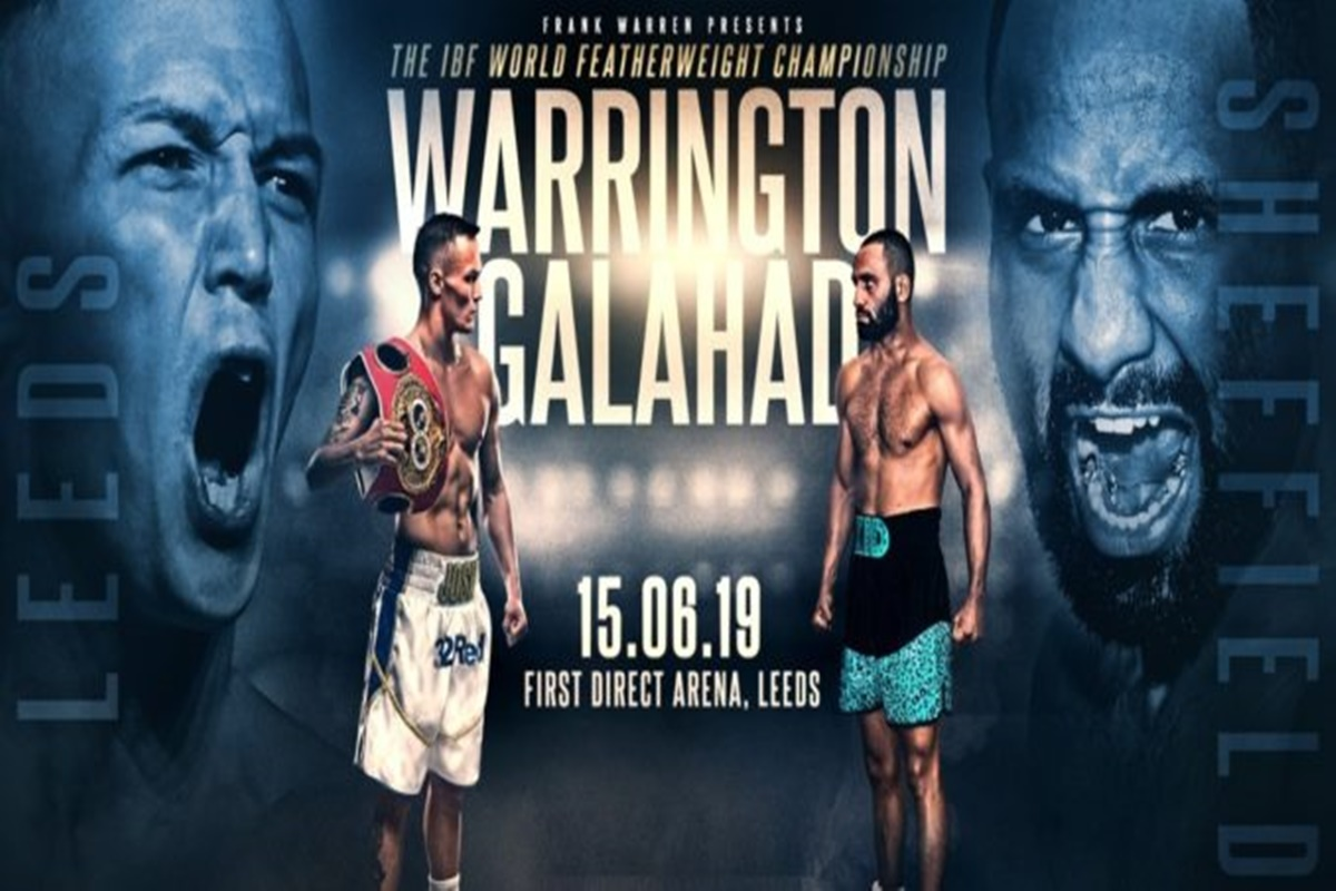 Warrington vs. Galahad