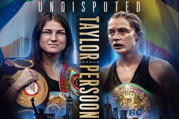 Katie Taylor wants to unify