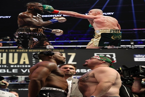 Tyson Fury, Deontay Wilder, Andy Ruiz Jr, Anthony Joshua: The heavyweight division is fun again