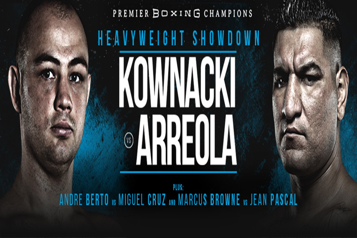 Adam Kownacki vs. Chris Arreola