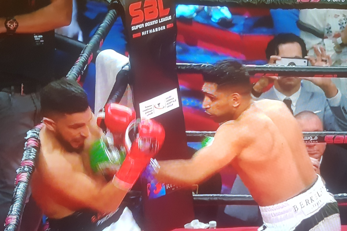 Amir Khan vs Billy Dib