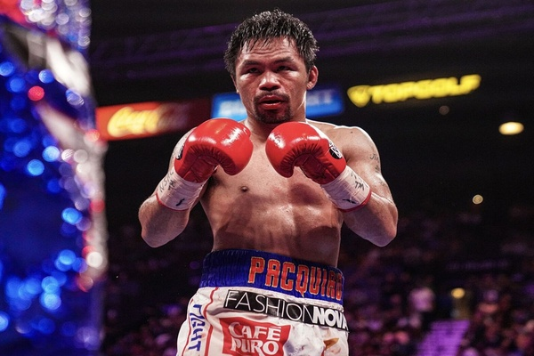 Legend Manny Pacquiao turns the clock back to defeat Keith Thurman