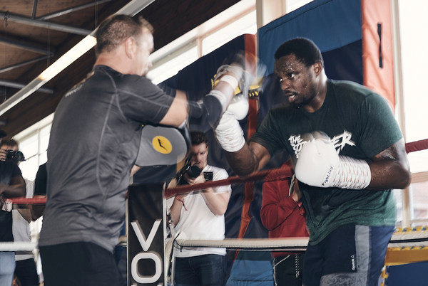 Dillian Whyte and the shame of boxing