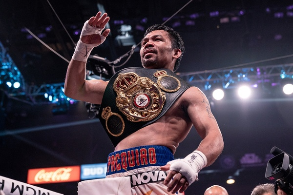 Great win Manny Pacquiao, now retire please