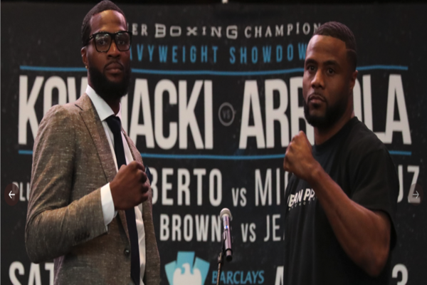 Marcus Browne vs. Jean Pascal: 'The young and the old of it'