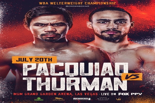 Manny Pacquiao to start Keith Thurman fight aggressively, says Freddie Roach