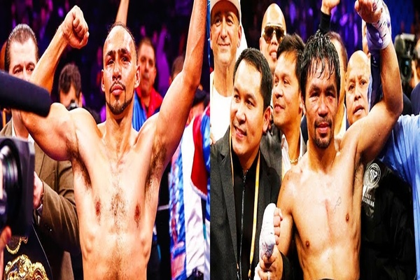 Manny Pacquiao and Keith Thurman talk July 20 fight