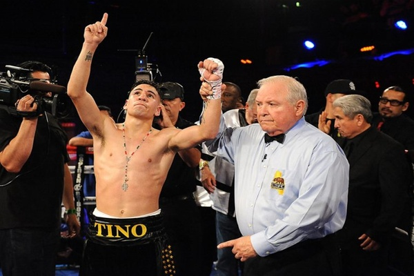 A determined Tino Avila out to make a statement July 13 in Carson