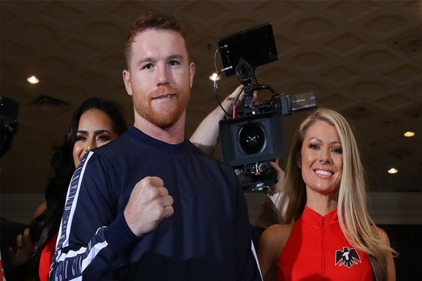 Maxboxing 2019 Fighter of he Year: Canelo Alvarez