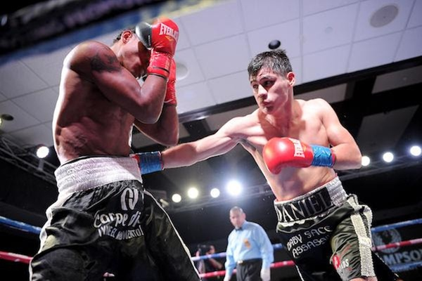 WBA and IBF super bantamweight champion Danny Roman defends titles Sept.13
